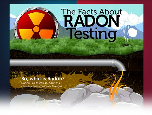 Radon testing for How to get rid of radon gas in your home